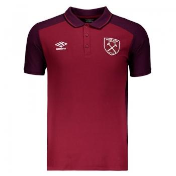 Umbro West Ham 2018 Polo Shirt