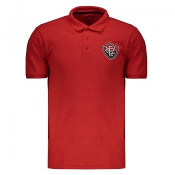 Vitória Red Polo Shirt
