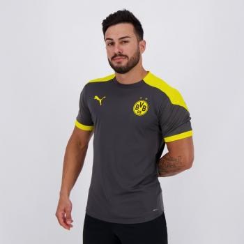 Puma Borussia Dortmund 2021 Lead Training Jersey