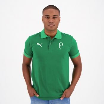 Puma Palmeiras 2019 Green Polo Shirt
