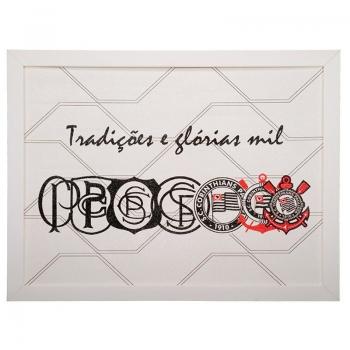 Coritnhians White Decorative Frame