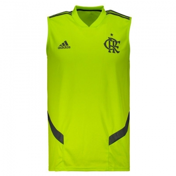 Adidas Flamengo 2019 Training Sleeveless Jersey
