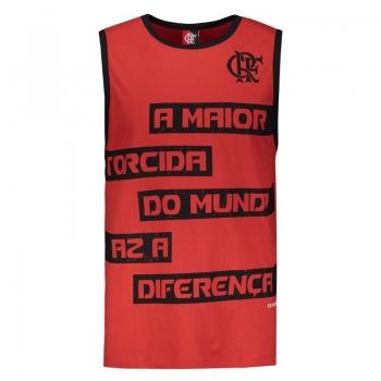 Flamengo Larger Sleeveless Shirt