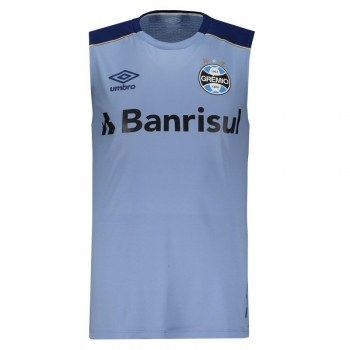Umbro Grêmio Training 2019 Blue Sleeveless Jersey