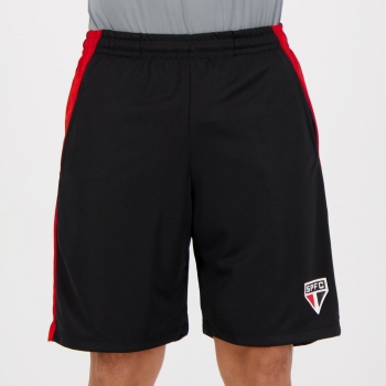 São Paulo Strain Black Shorts