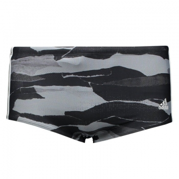 Adidas Graphic 3S Swim Trunks