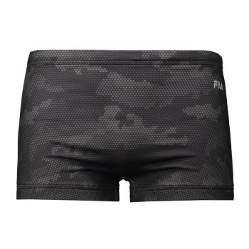 Fila Boxer II Gray Trunks Swimwear