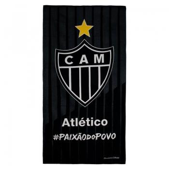 Bouton Atlético Mineiro Badge Towel