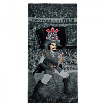 Bouton Corinthians Mascot Towel