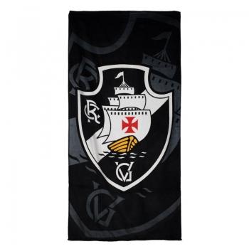 Dohler Vasco Badge Black Towel
