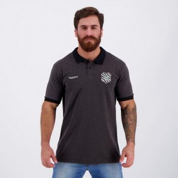 Topper Figueirense Travel 2018 Athlete Polo Shirt