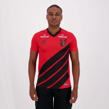Umbro Athletico Paranaense Home 2019 Authentic Jersey