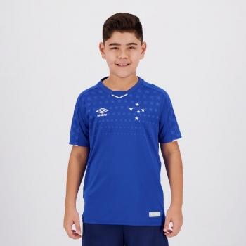 Umbro Cruzeiro Home 2019 Kids Jersey