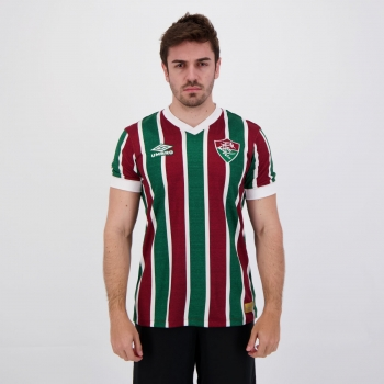 Umbro Fluminense 1985 Home Retro Shirt