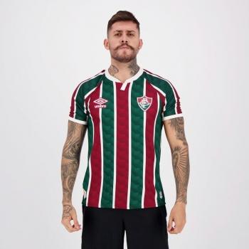 Umbro Fluminense Home 2020 Jersey 10