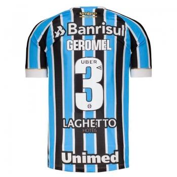 Umbro Grêmio Home 2018 3 Geromel Jersey
