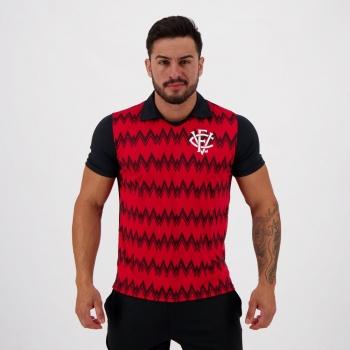 Vitória Pattern Polo Shirt