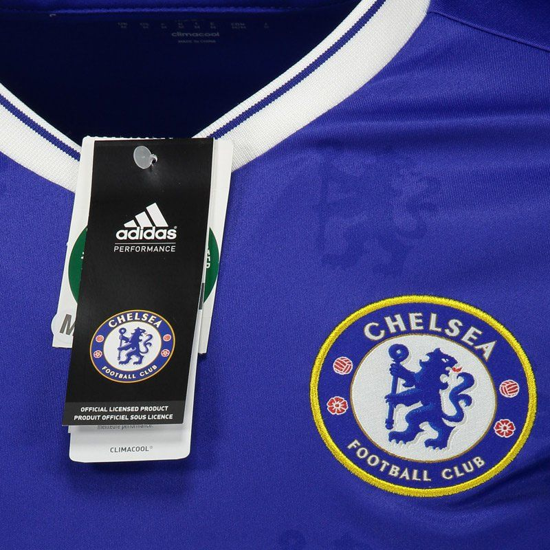 online store 0907d 1d05c Adidas Chelsea FC Home 2017 Jersey 19 Diego Costa
