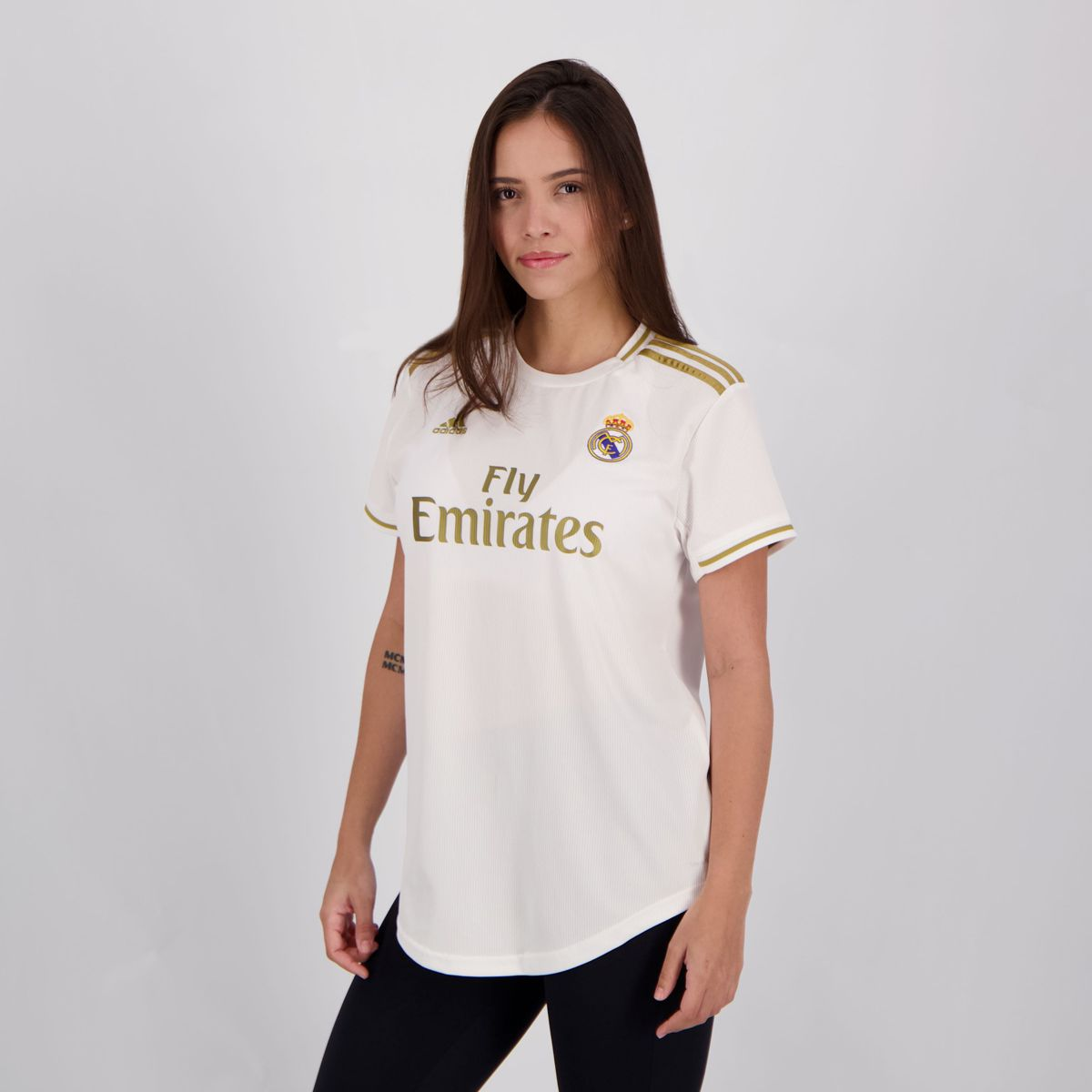 Adidas Real Madrid Home 2020 Women Jersey