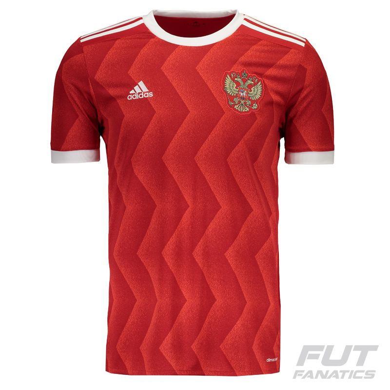 Adidas Russia Home 2017 Jersey
