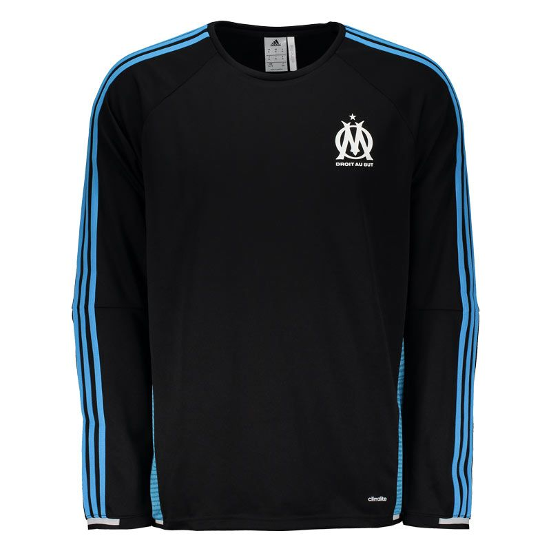 Adidas Olympique Marseille 2016 Training Long Sleeves Jersey ...