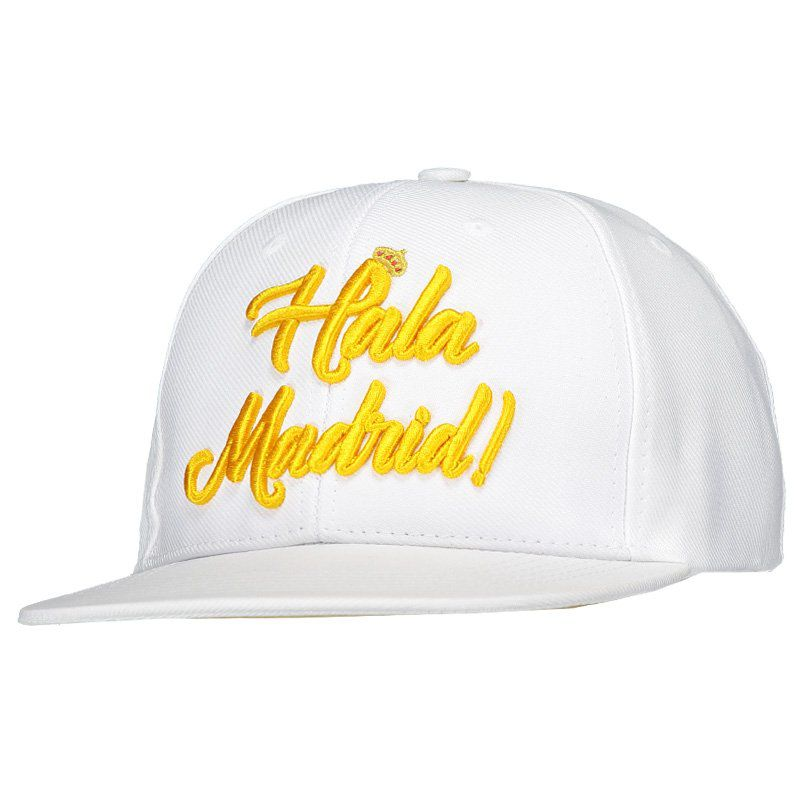 Hala Madrid Cap - FutFanatics b34a5347a0cd