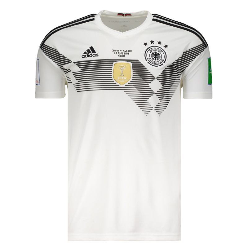 Adidas Germany Home 2018 Match Day Jersey