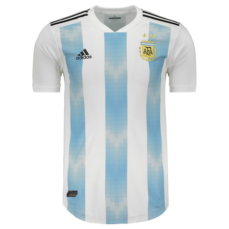 Adidas Argentina Home 2018 Authentic Jersey