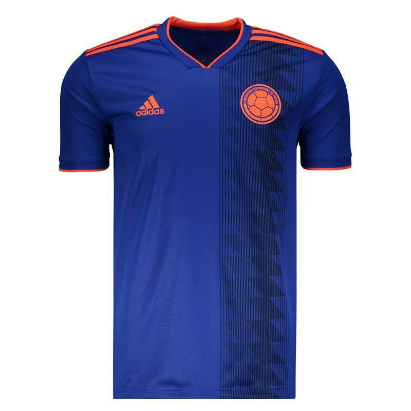 Adidas Colombia Away 2018 Jersey