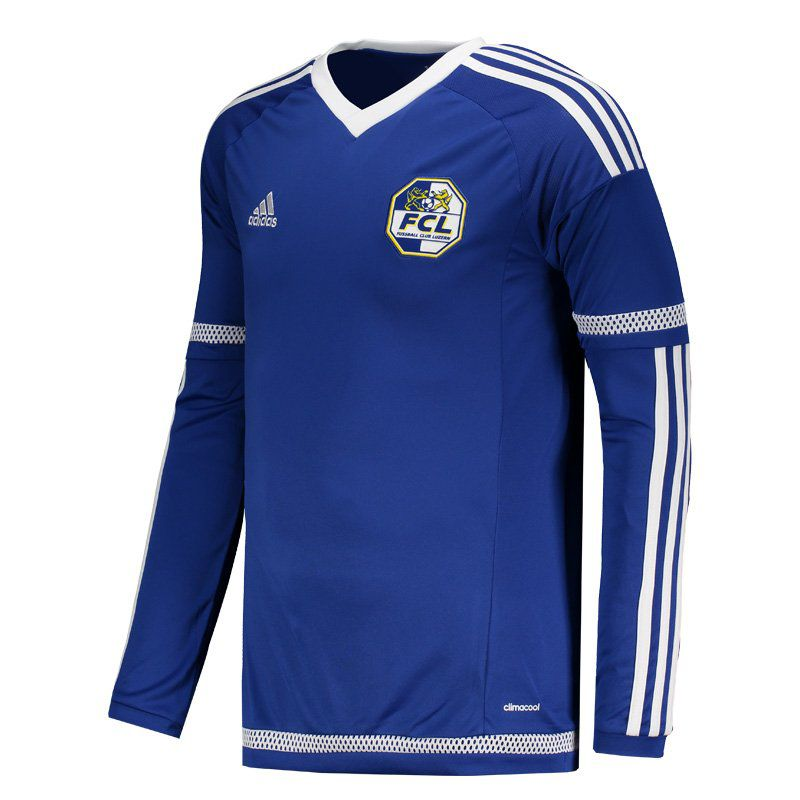 2e02e953eeb Adidas Luzern Home 2016 Long Sleeves Jersey - FutFanatics