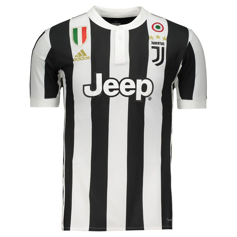 ... Adidas Juventus Home 2018 Scudetto Jersey - FutFanatics 337b7675be2635  ... 6a4b39ee18c
