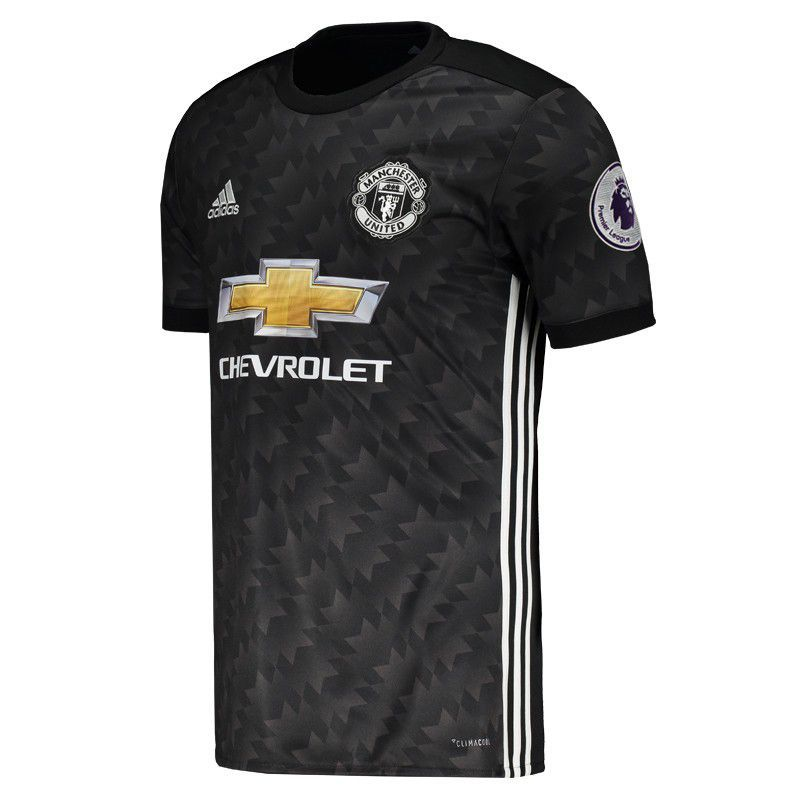 Adidas Manchester United Away 2018 Premier League Jersey - FutFanatics 6486a3fefeeb2