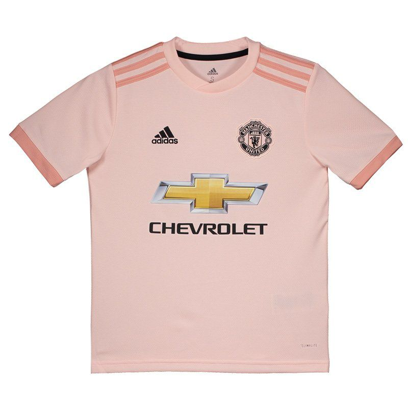 adidas Junior Trikot Manchester United Paul Pogba Home 2019