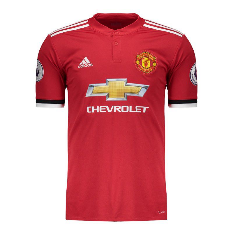 buy online 6d360 7e6b3 Adidas Manchester United Home 2018 EPL Jersey