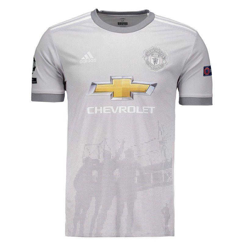 more photos 34983 a5cd6 Adidas Manchester United Third 2018 Ucl Jersey