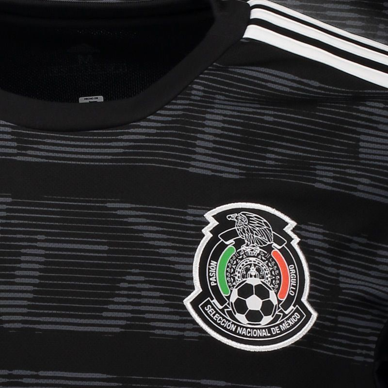 a39a4ba3a9add Adidas Mexico Home 2019 14 Chicharito Jersey - FutFanatics