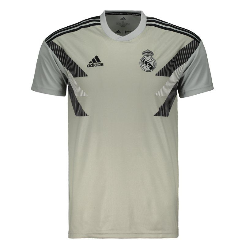 the latest a8f2d 9ff5e Adidas Real Madrid 2019 Pre Match Jersey