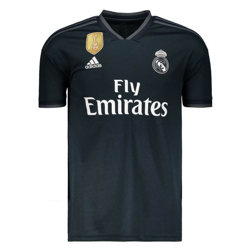 42e4803510 Adidas Real Madrid Away 2019 Patch Jersey - FutFanatics