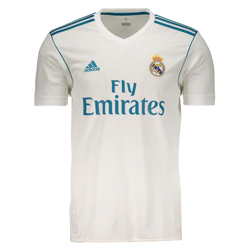 fc4da46ac3 Adidas Real Madrid Home 2018 Jersey - FutFanatics