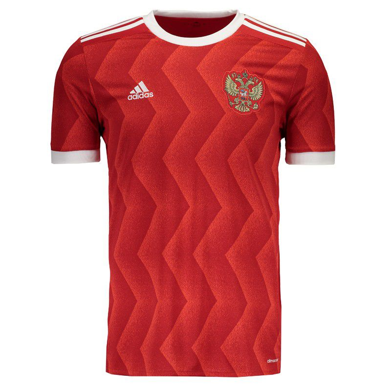 Adidas Russia Home 2017 Confederations Cup Jersey