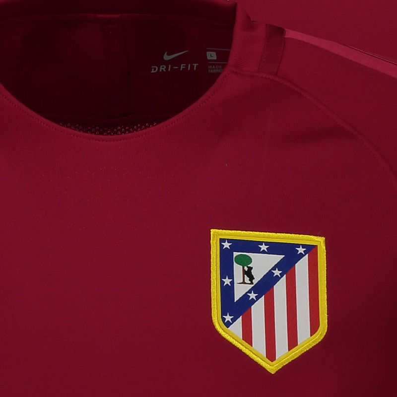 finest selection dae29 8aab3 Nike Atletico Madrid 2017 Training Authentic Jersey ...