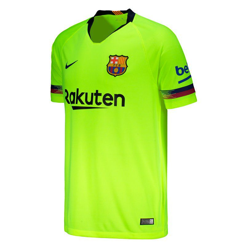wholesale dealer 3bf30 bf201 Nike Barcelona Away 2019 11 Coutinho Jersey - FutFanatics