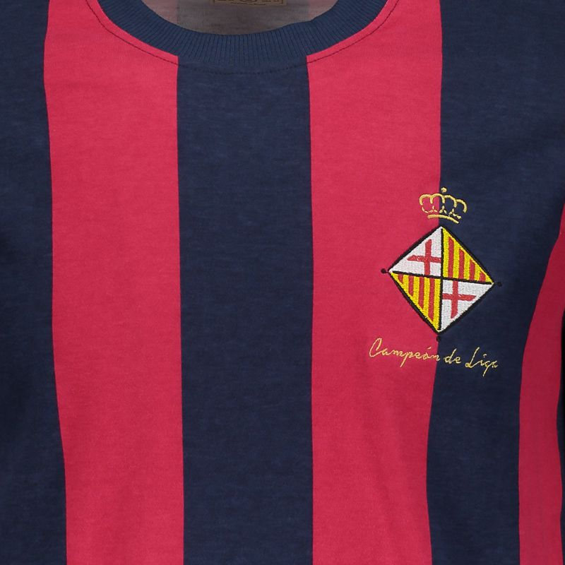 5814f8ba7bc Barcelona Retro 1974 Long Sleeves Shirt - FutFanatics