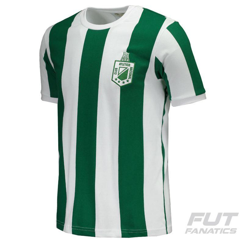 31c436caa52 Retrômania Atlético Nacional 1989 T-Shirt - FutFanatics