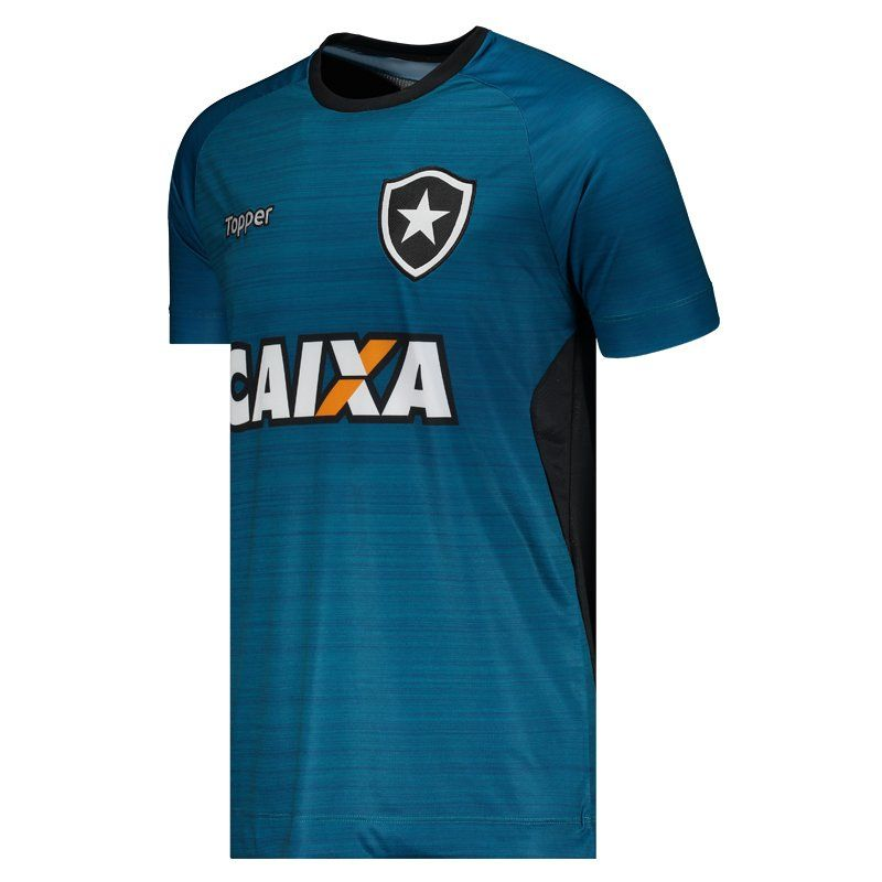 55a44b170db45 Topper Botafogo Training 2017 Athlete Jersey - FutFanatics