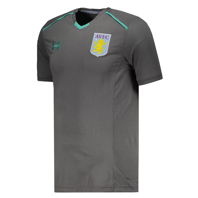 huge discount 52ec3 1001e Under Armour Aston Villa Training 2018 Jersey