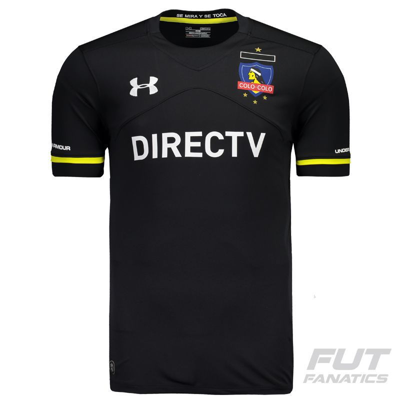 new concept 7ccb1 0ca94 Under Armour Colo Colo Away 2017 Jersey