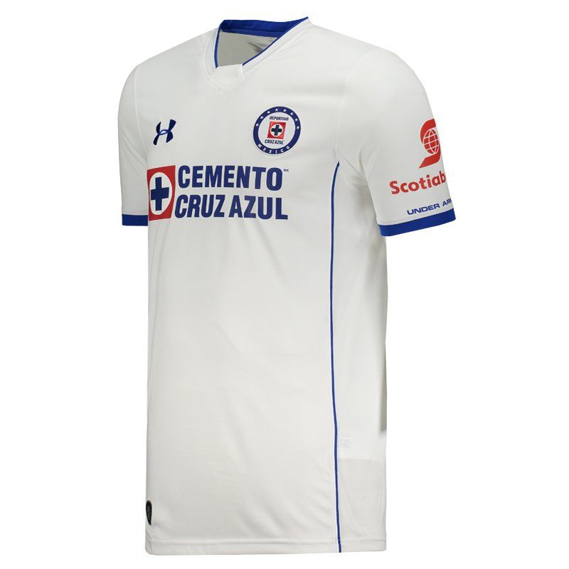 2bd33b0d765 Under Armour Cruz Azul Away 2018 Jersey - FutFanatics