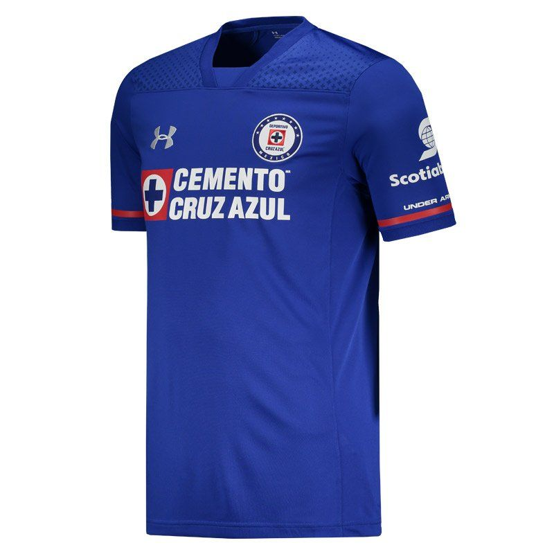 a5c32ea7622 Under Armour Cruz Azul FC Home 2018 Jersey - FutFanatics