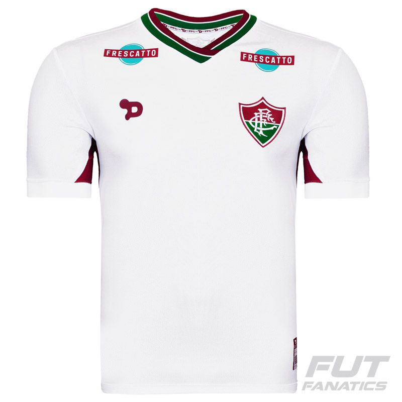 d55f2f619e Dryworld Fluminense Away 2016 Jersey 9 - FutFanatics